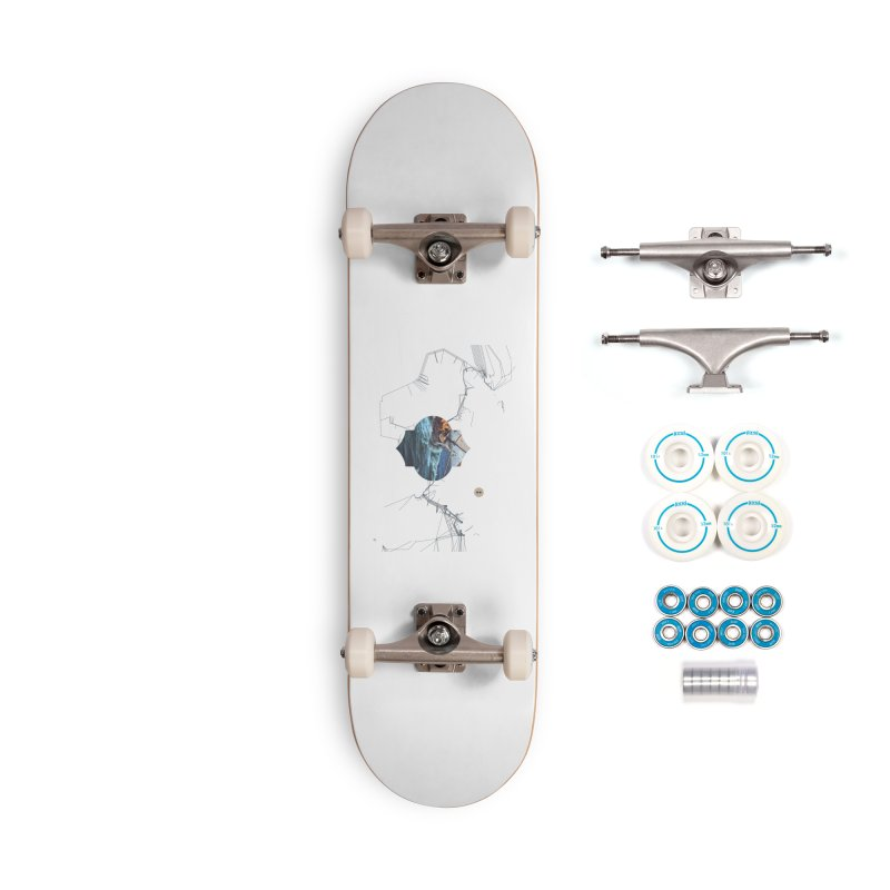 March 2016 No. 1 Accessories Skateboard by Prate