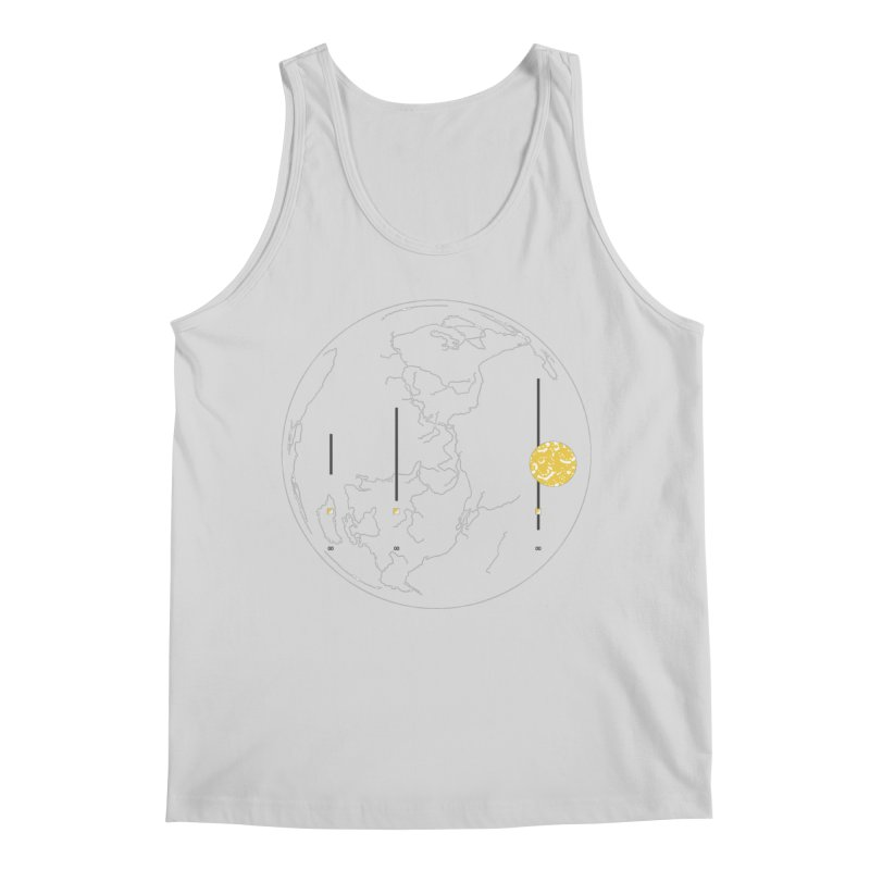 March 2016 No. 2 Men's Tank by Prate