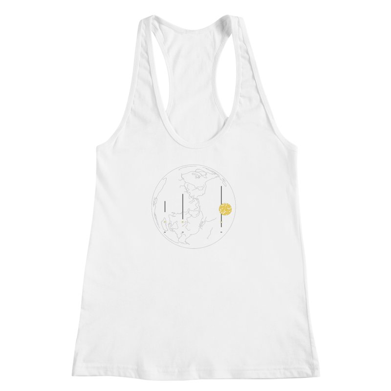 March 2016 No. 2 Women's Racerback Tank by Prate