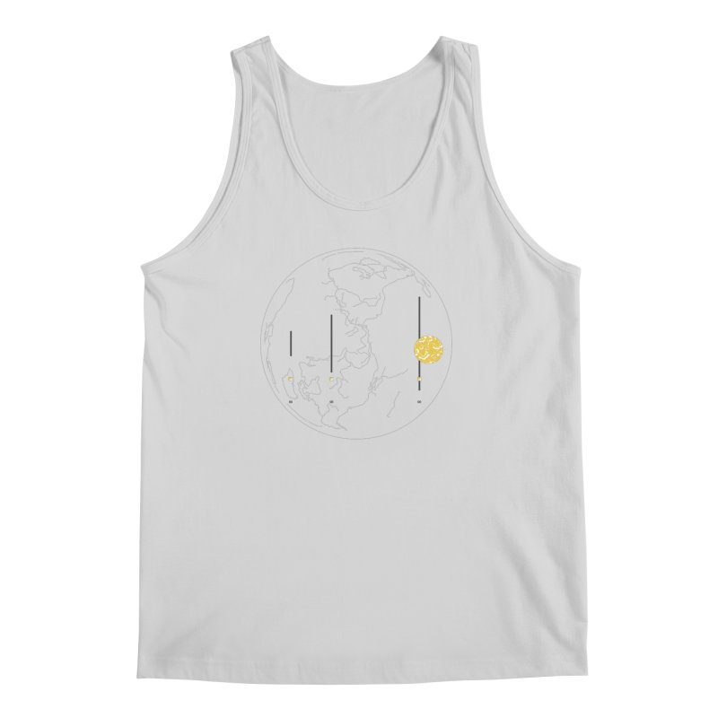 March 2016 No. 2 Men's Regular Tank by Prate