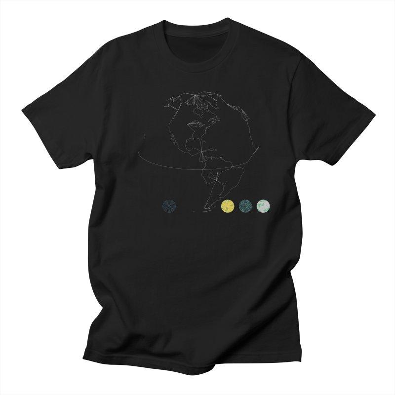 March 2016 No. 3 Men's Regular T-Shirt by Prate