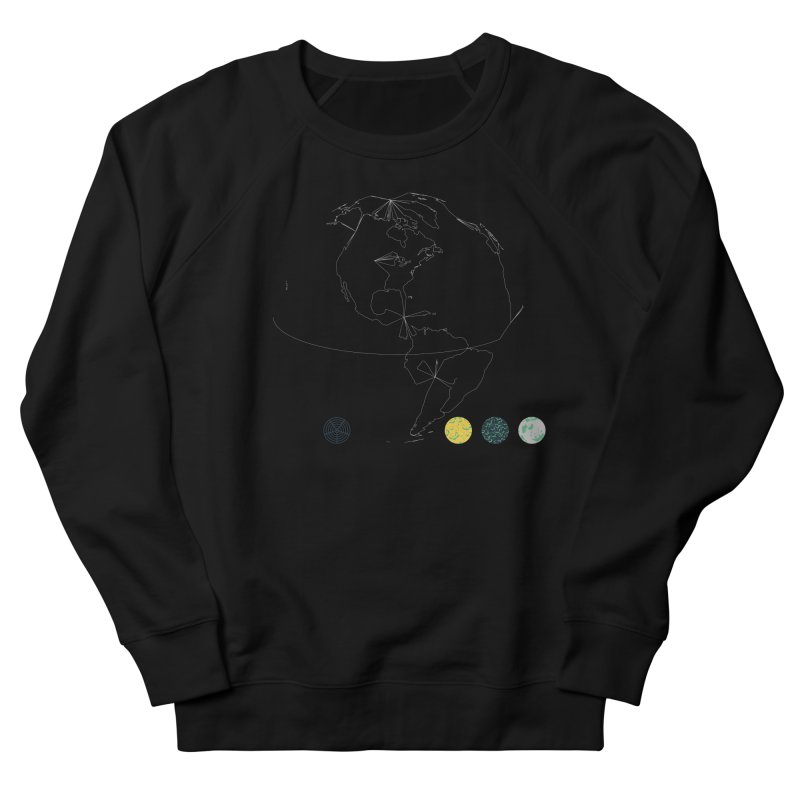March 2016 No. 3 Men's French Terry Sweatshirt by Prate