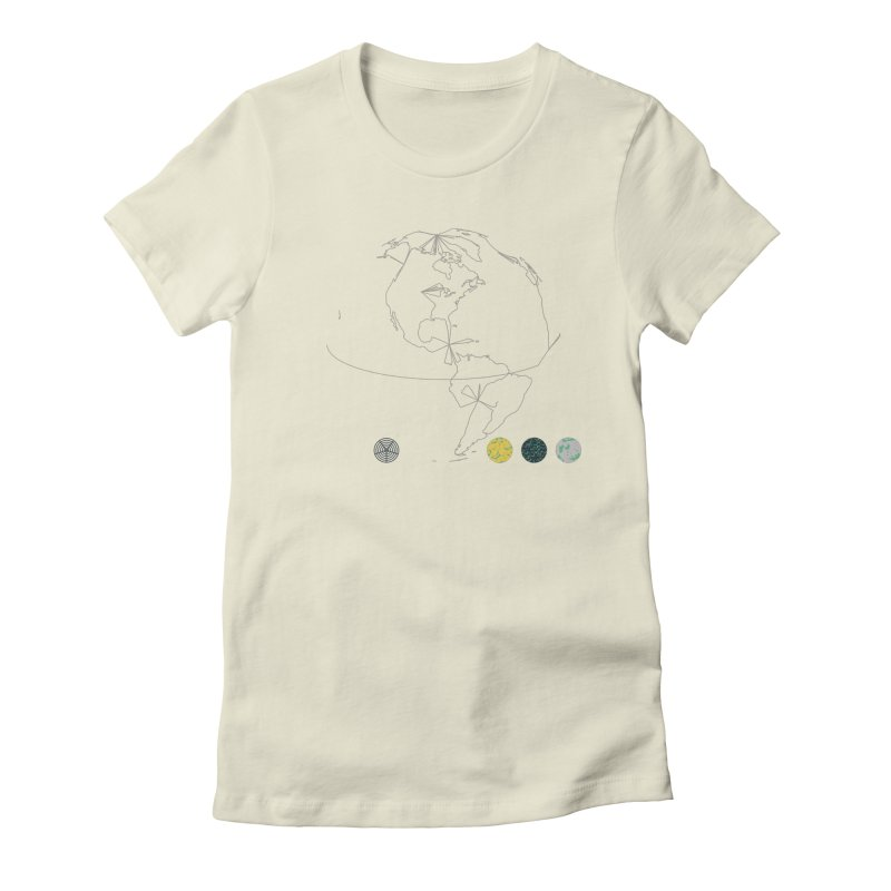 March 2016 No. 3 Women's T-Shirt by Prate