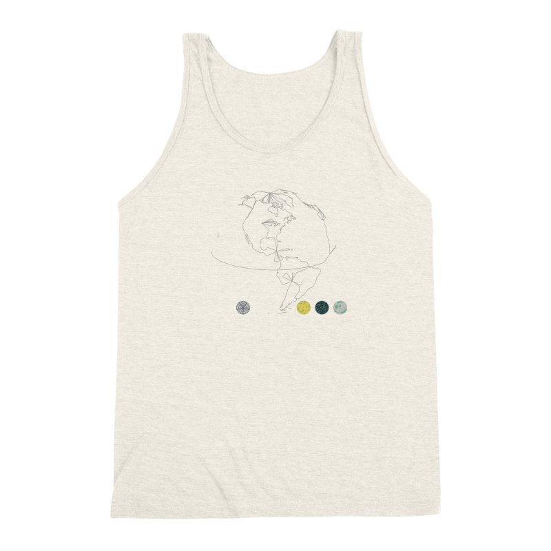 March 2016 No. 3 Men's Tank by Prate