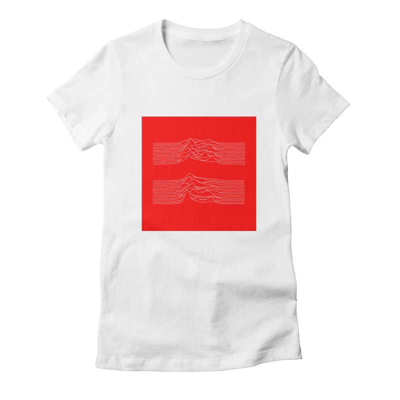 Known Women's Fitted T-Shirt by Prate