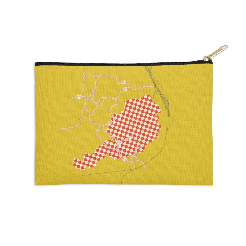 2020.4 Accessories Zip Pouch by Prate