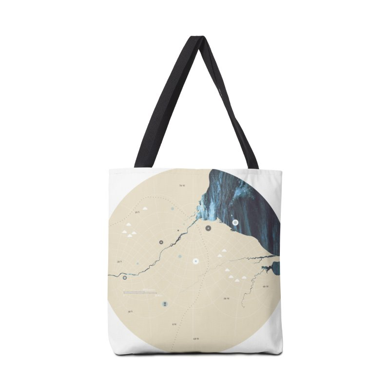 You Are Here Accessories Bag by Prate