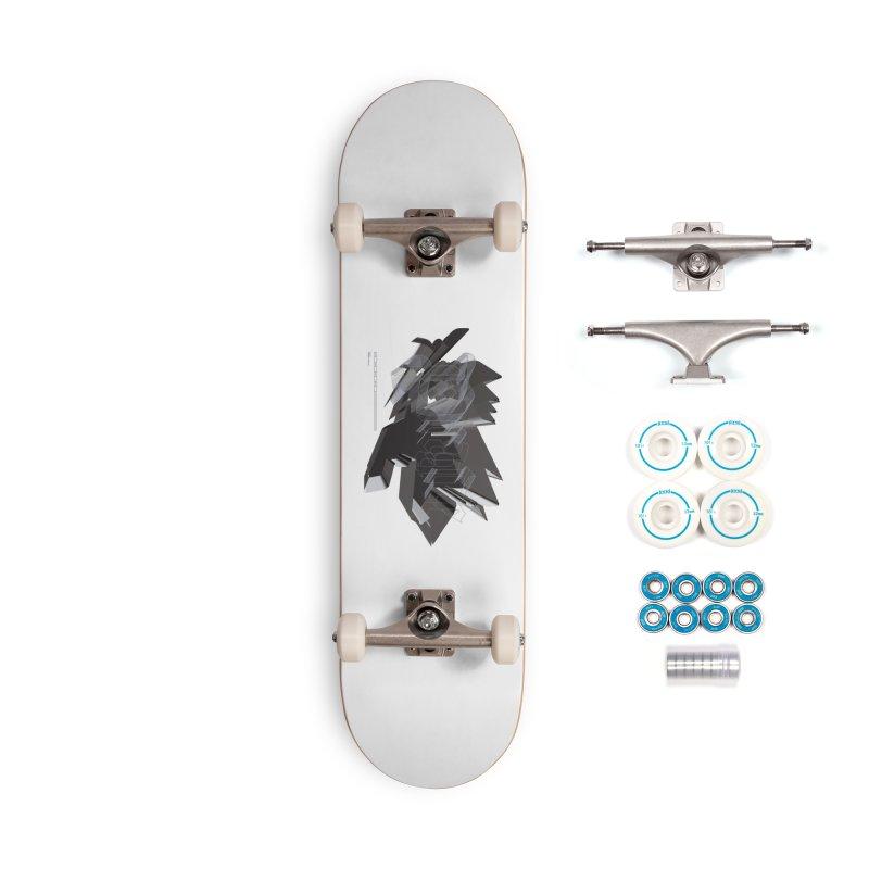 1st Quarter 2001 Accessories Skateboard by Prate