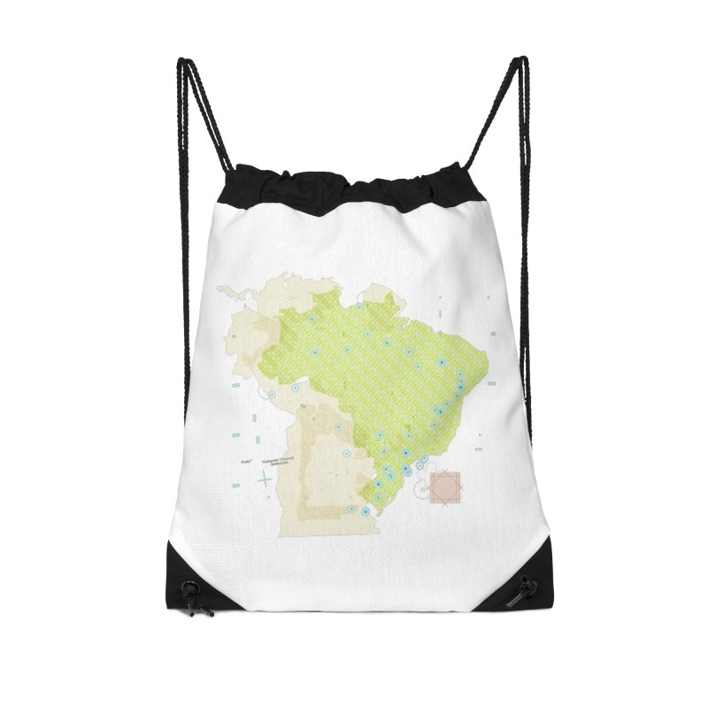 Brazil_11 Accessories Bag by Prate