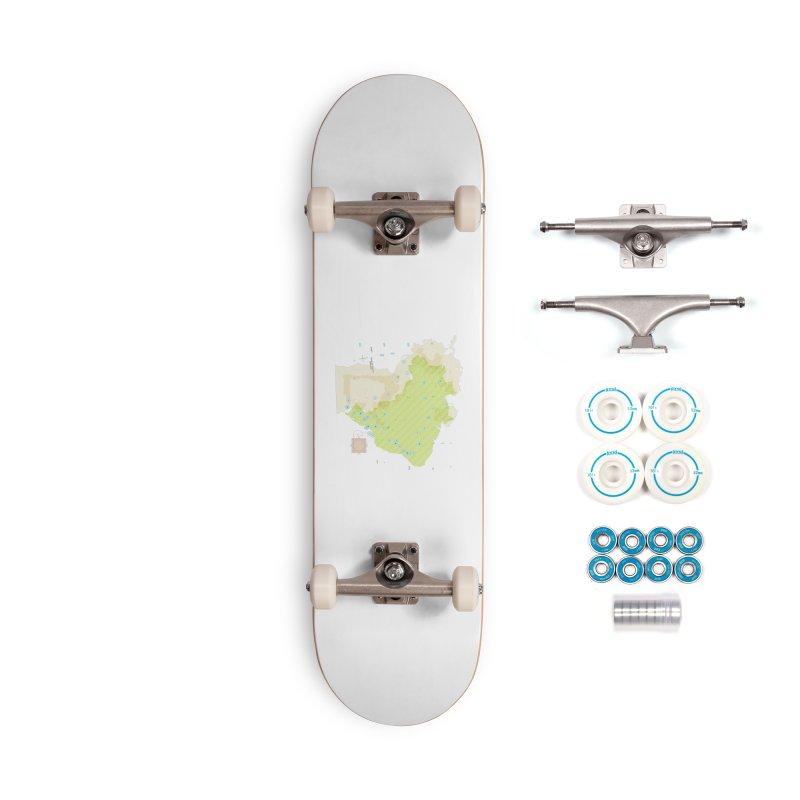 Brazil_11 Accessories Skateboard by Prate