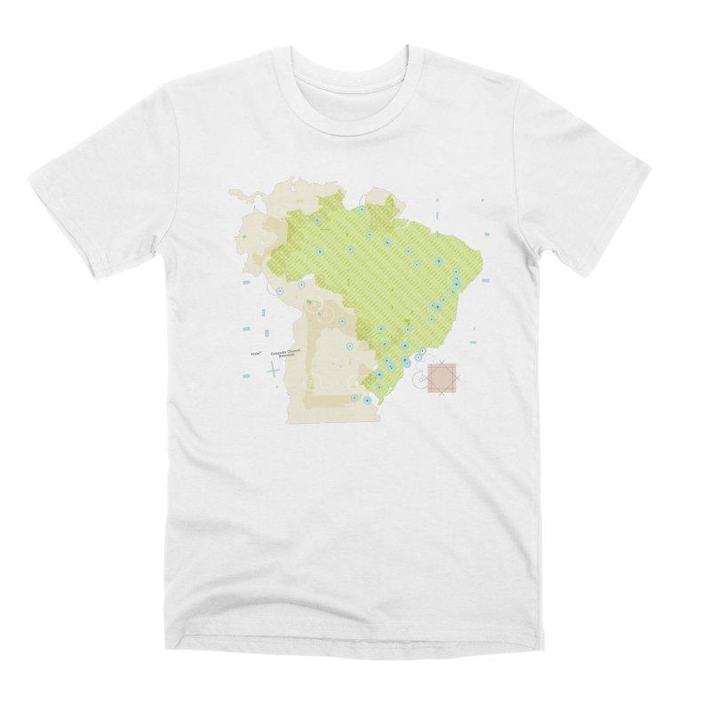Brazil_11 Men's T-Shirt by Prate