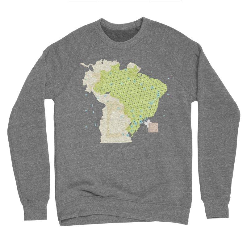Brazil_11 Women's Sweatshirt by Prate