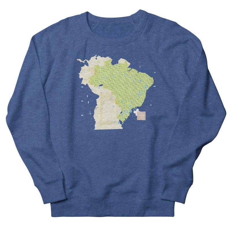 Brazil_11 Men's Sweatshirt by Prate