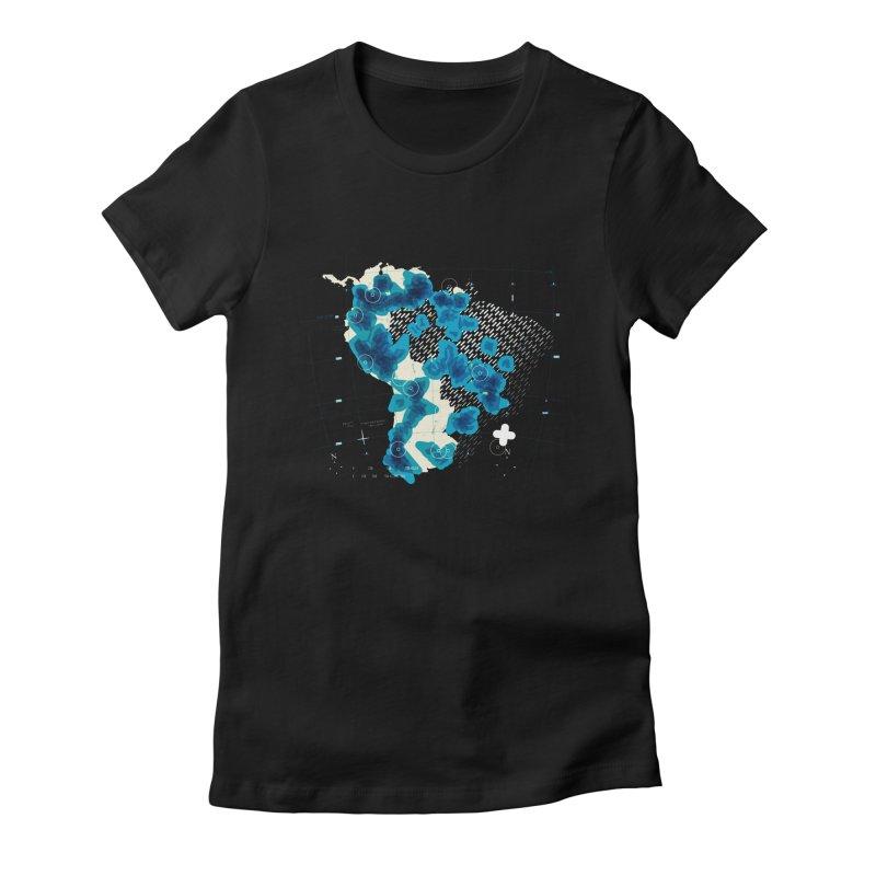 Brazil 10 Women's T-Shirt by Prate