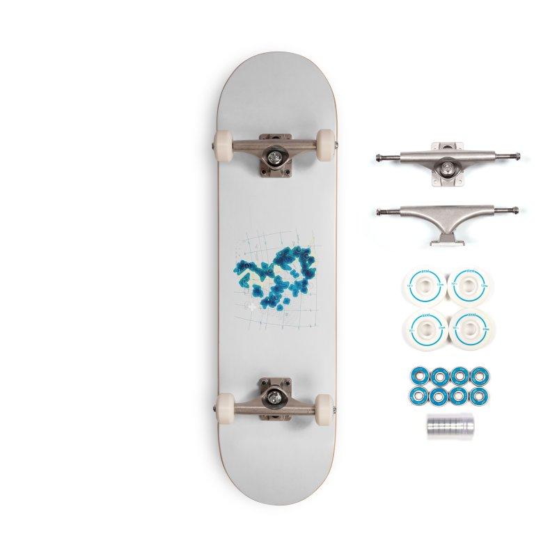 Brazil 10 Accessories Skateboard by Prate