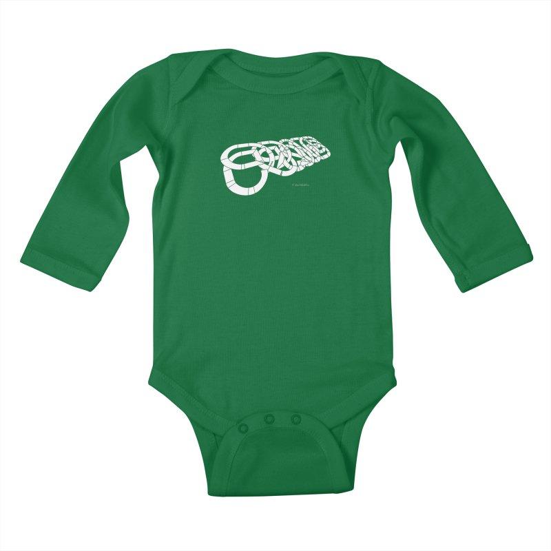 Spring™ 2001 Kids Baby Longsleeve Bodysuit by Prate