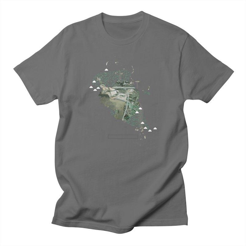 Distance  Men's T-Shirt by Prate
