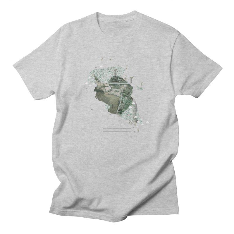 Distance  Men's Regular T-Shirt by Prate