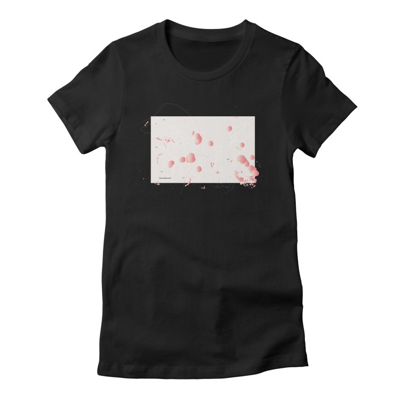 Icebergs Women's Fitted T-Shirt by Prate