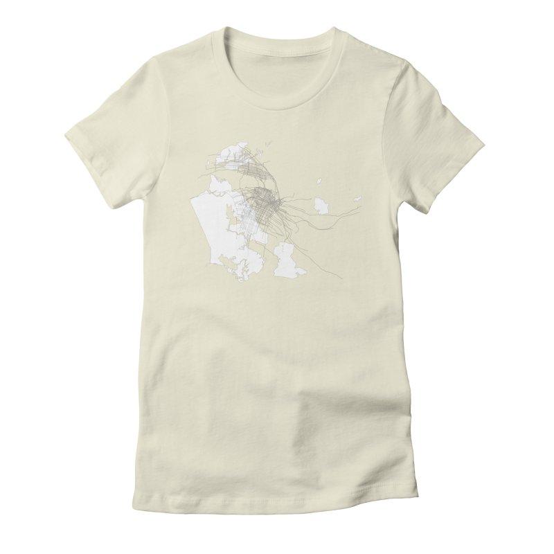 LA Women's T-Shirt by Prate