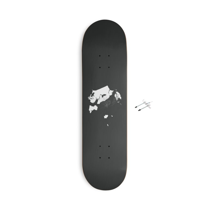 LA Accessories Skateboard by Prate