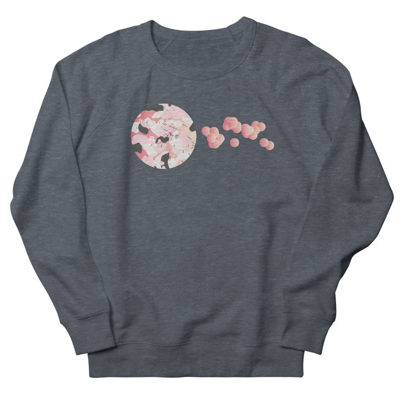 Pattern Pink Men's Sweatshirt by Prate