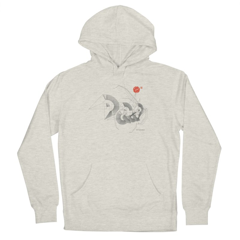 Outtakes Recovered Women's Pullover Hoody by Prate