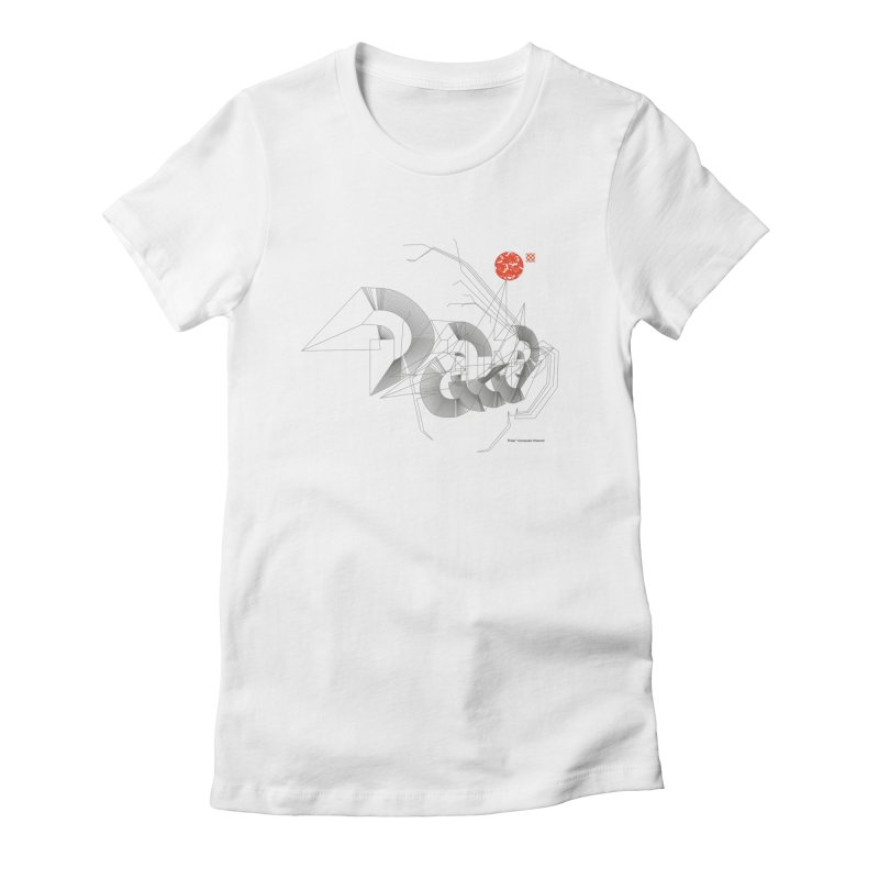 Outtakes Recovered Women's T-Shirt by Prate