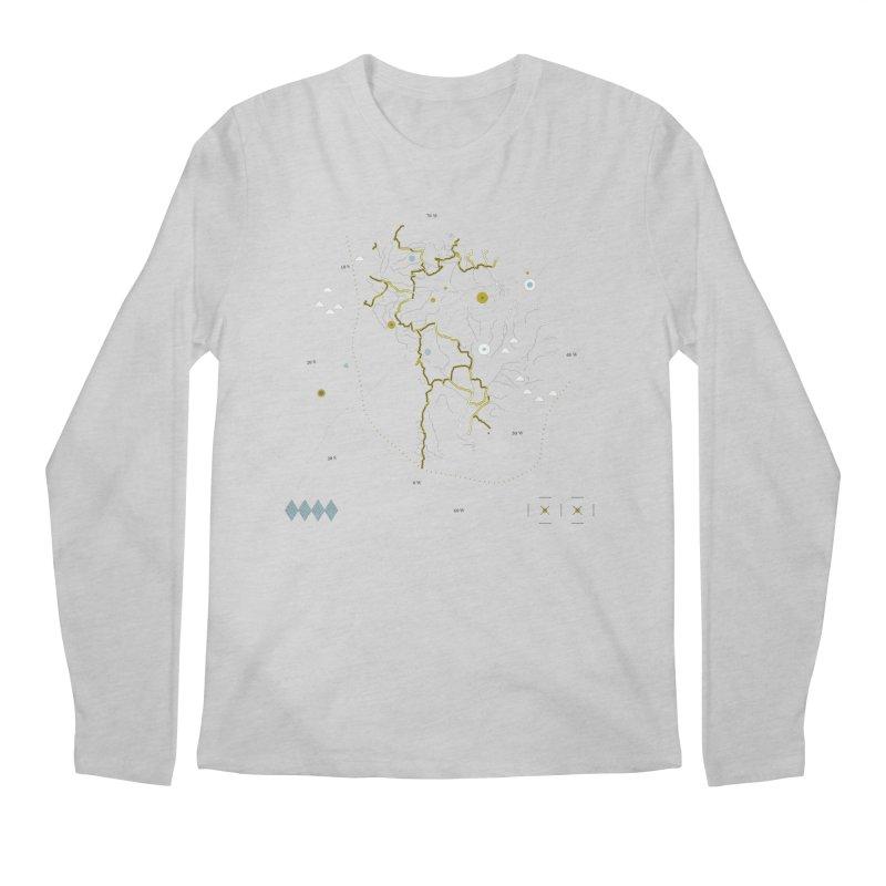 Roughly 2014 Men's Longsleeve T-Shirt by Prate