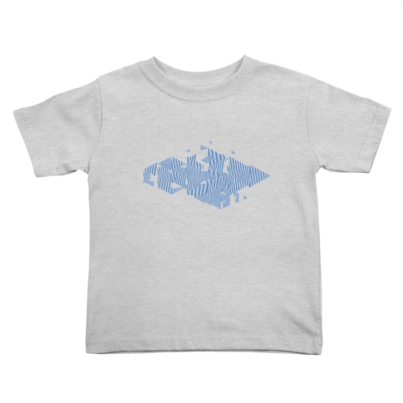 2013 Triangles Kids Toddler T-Shirt by Prate
