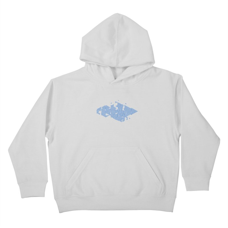 2013 Triangles Kids Pullover Hoody by Prate