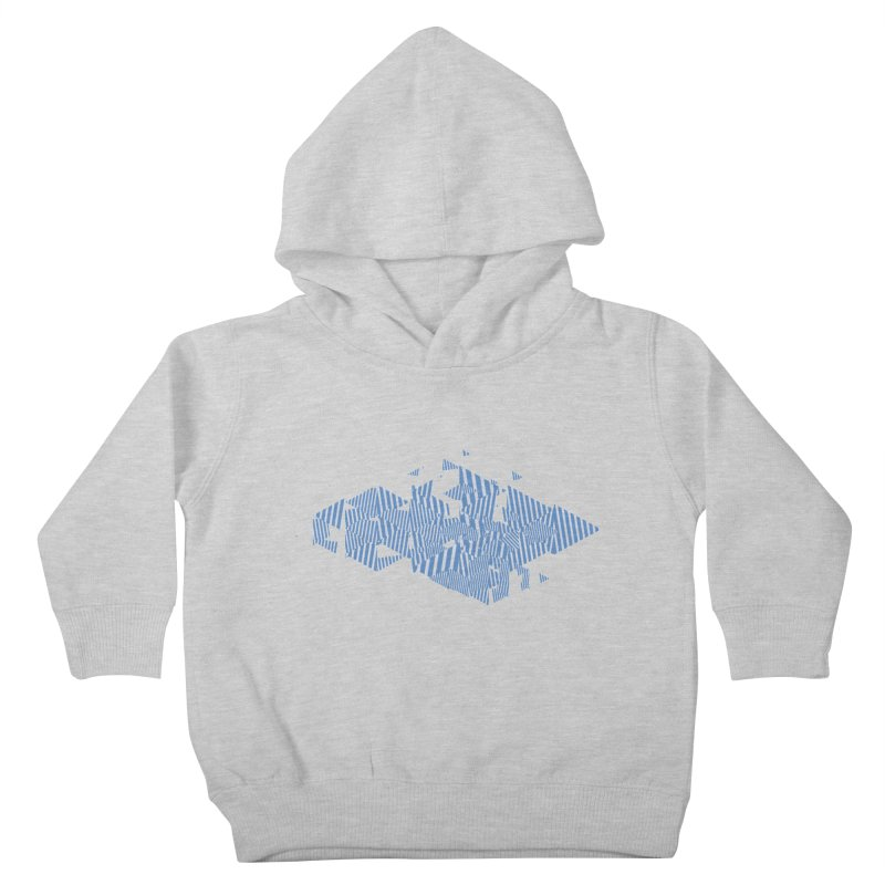 2013 Triangles Kids Toddler Pullover Hoody by Prate