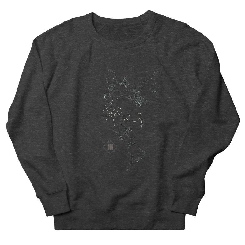 Plots Men's French Terry Sweatshirt by Prate