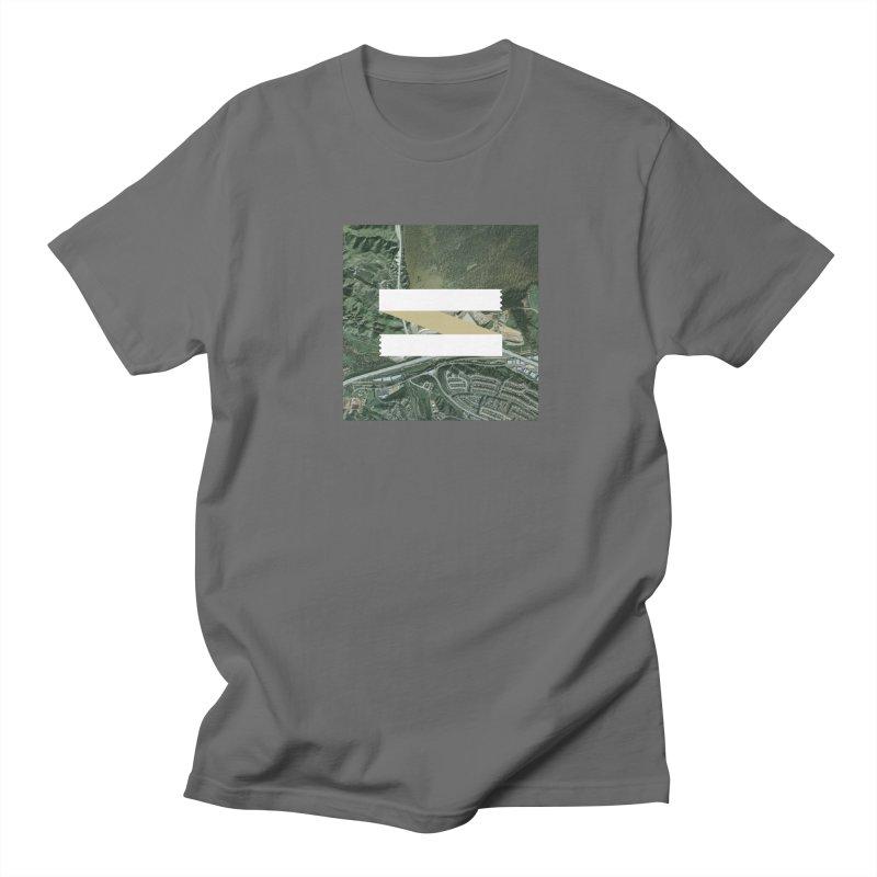 Ribbon Men's T-Shirt by Prate