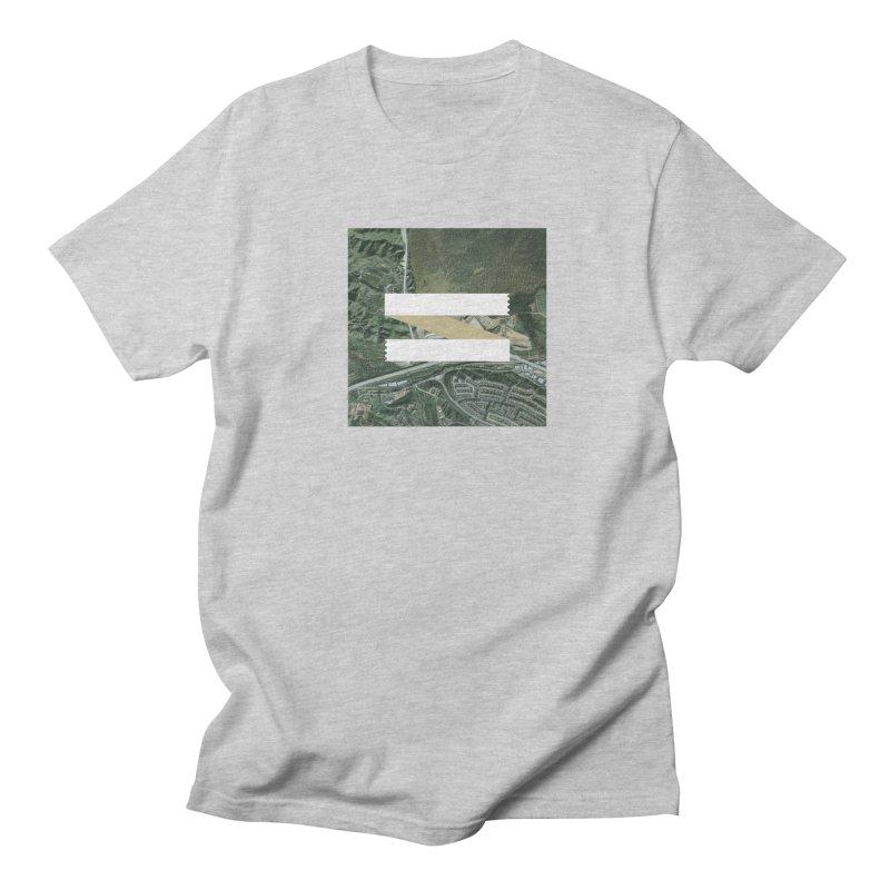 Ribbon Men's Regular T-Shirt by Prate
