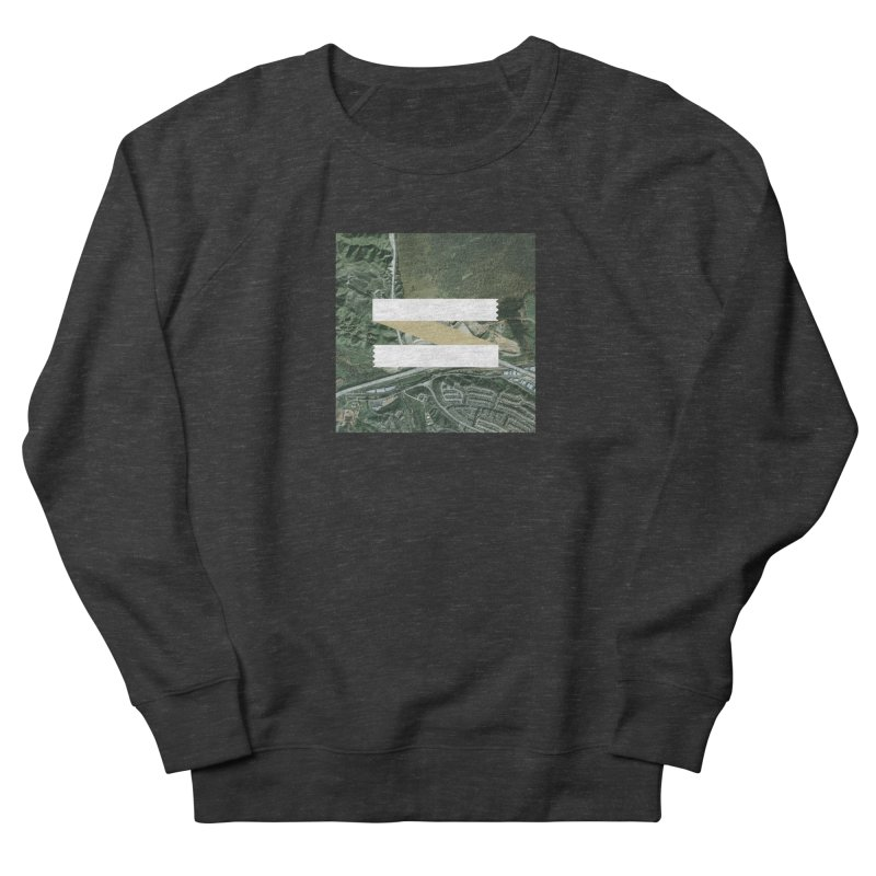 Ribbon Men's French Terry Sweatshirt by Prate