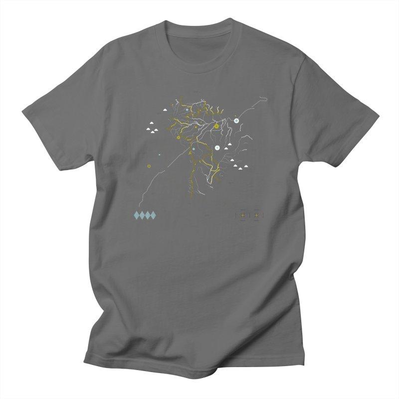 SouthAm Men's Regular T-Shirt by Prate