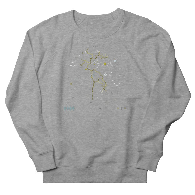 SouthAm Men's French Terry Sweatshirt by Prate