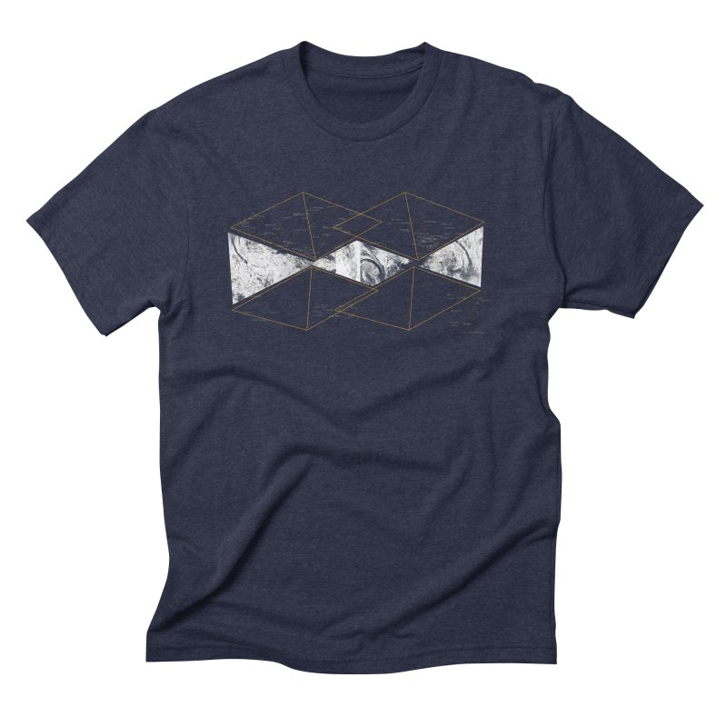 Water Men's Triblend T-Shirt by Prate