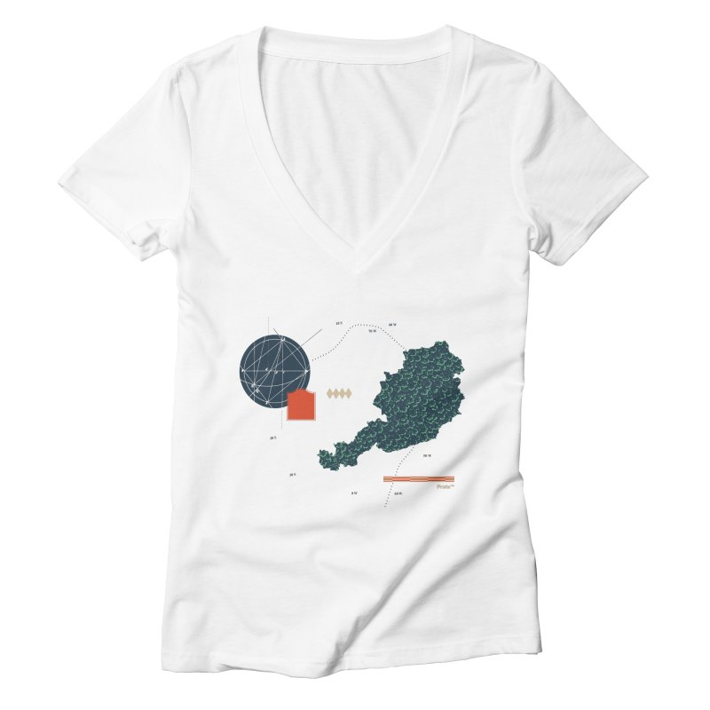 July 2020.1 Women's V-Neck by Prate