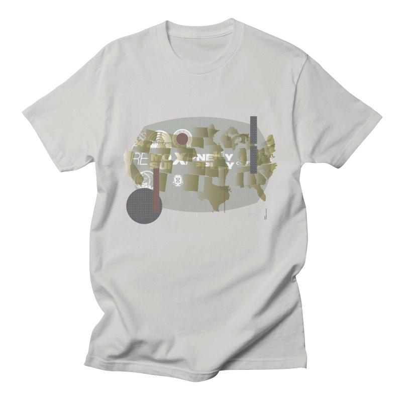 AMERICA Men's T-Shirt by Prate