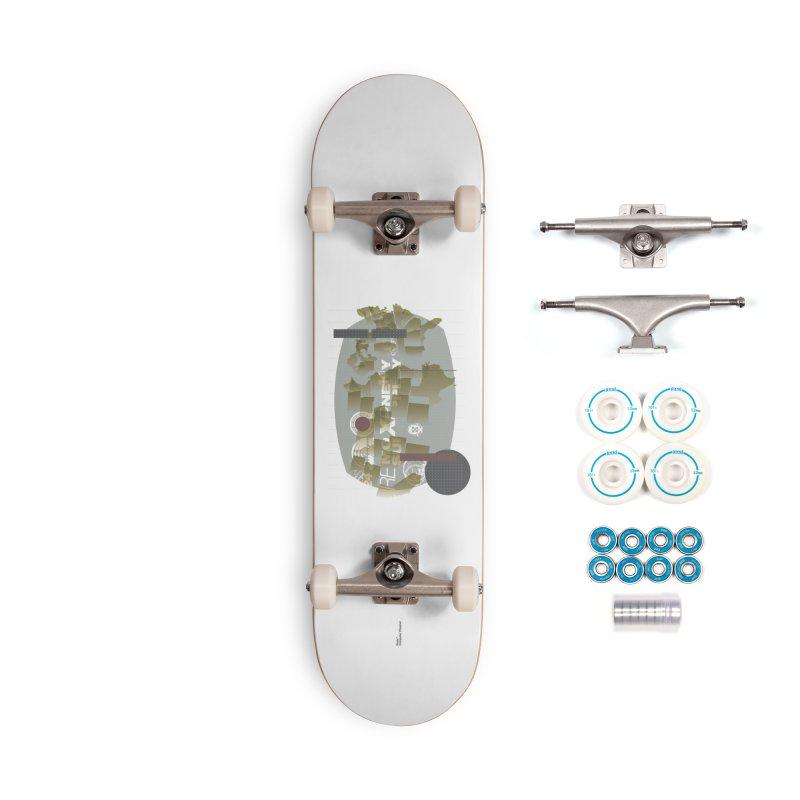 AMERICA Accessories Skateboard by Prate