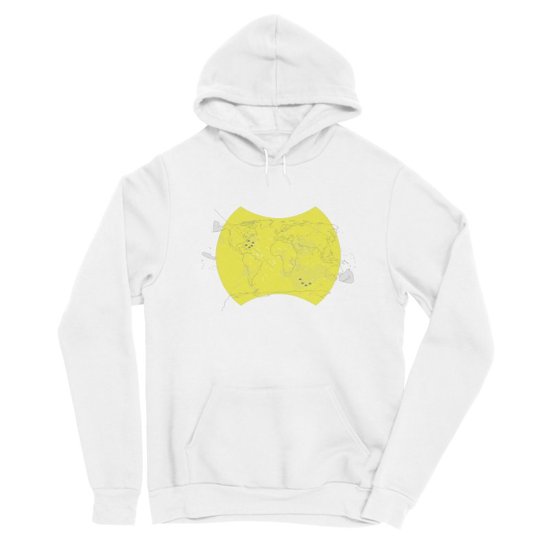 Another Untitled Women's Pullover Hoody by Prate