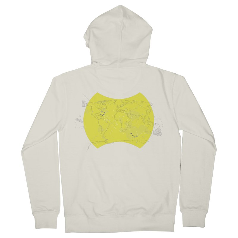 Another Untitled Women's Zip-Up Hoody by Prate