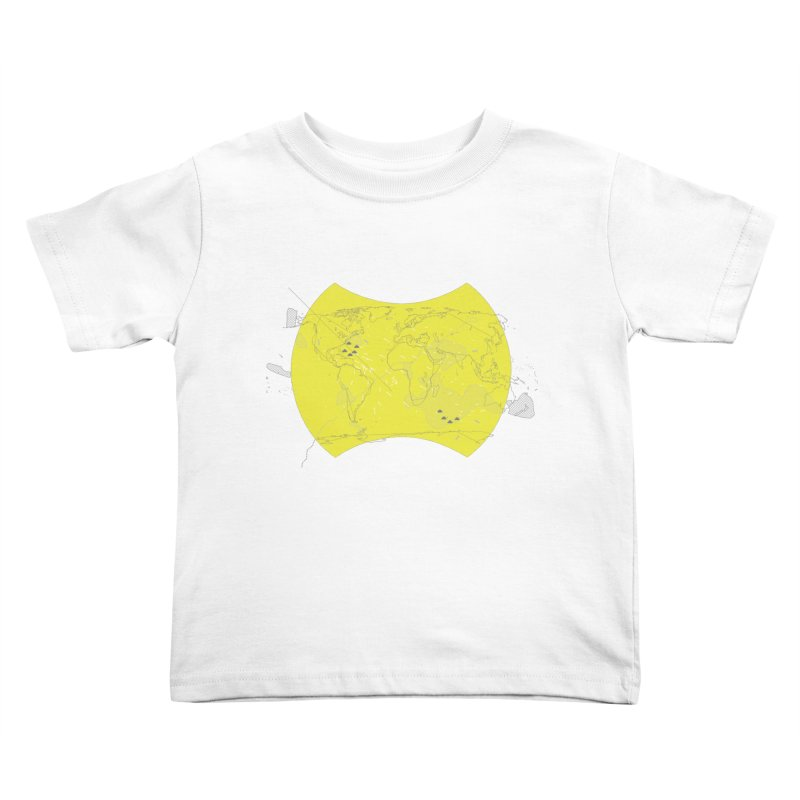 Another Untitled Kids Toddler T-Shirt by Prate