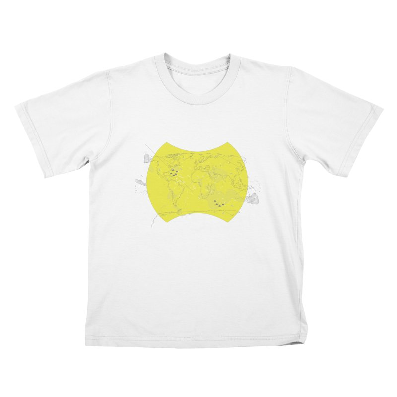 Another Untitled Kids T-Shirt by Prate