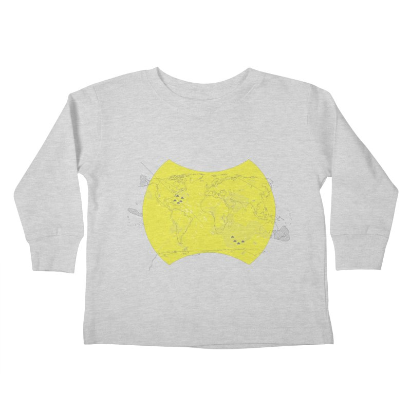 Another Untitled Kids Toddler Longsleeve T-Shirt by Prate