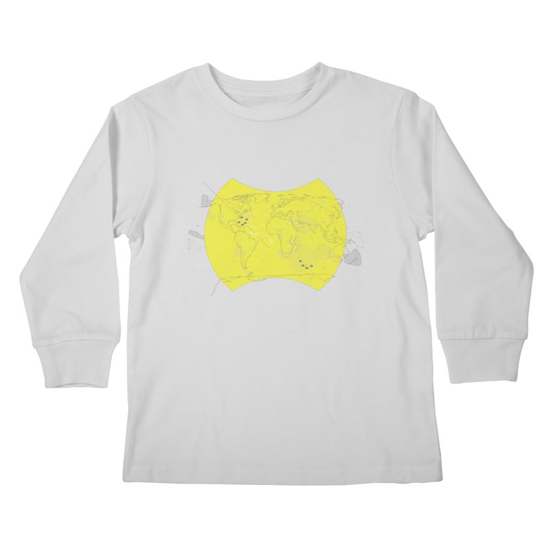 Another Untitled Kids Longsleeve T-Shirt by Prate