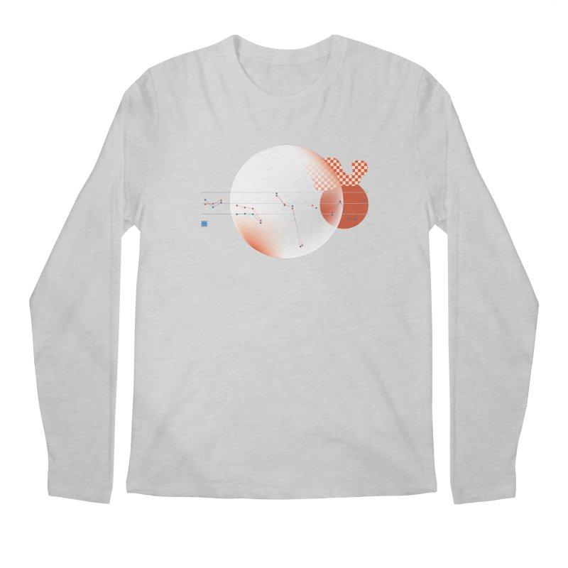 Layer 8 Men's Longsleeve T-Shirt by Prate