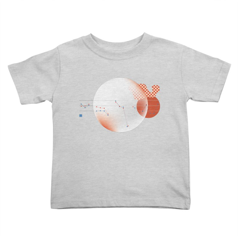 Layer 8 Kids Toddler T-Shirt by Prate
